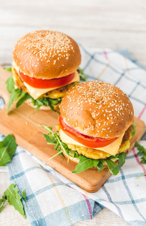 burger od tikvica